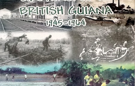 Growing up in British Guiana 1945-1964
