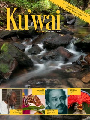 Ku'wai Issue 2 December 2015