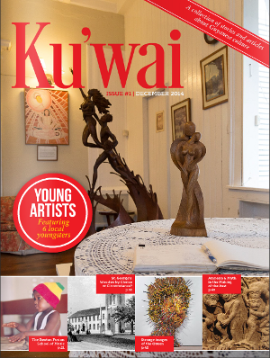 Ku'wai Issue 1 December 2014